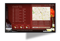 Digital Signage Display Design