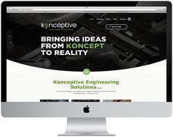 Konceptive Website Design