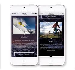 AvSports.com mobile website