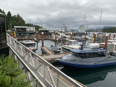 Day 3,  Ucluelet and Tofino