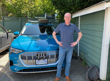 Interview with Andrew McCredie, Vancouver Sun & Province Travel and Automotive Editor