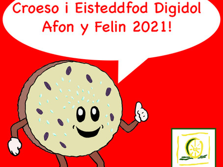 Our Digital Eisteddfod was a success! Check out our video.