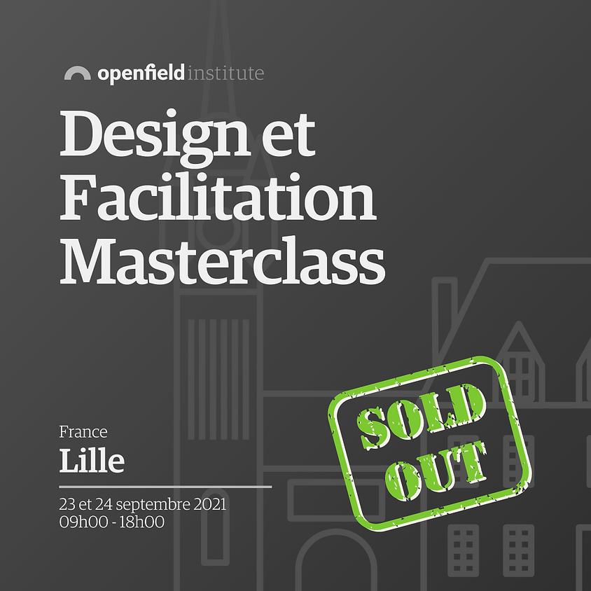 Masterclass Design et Facilitation | Lille