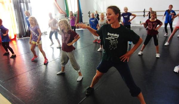 danseundervisning