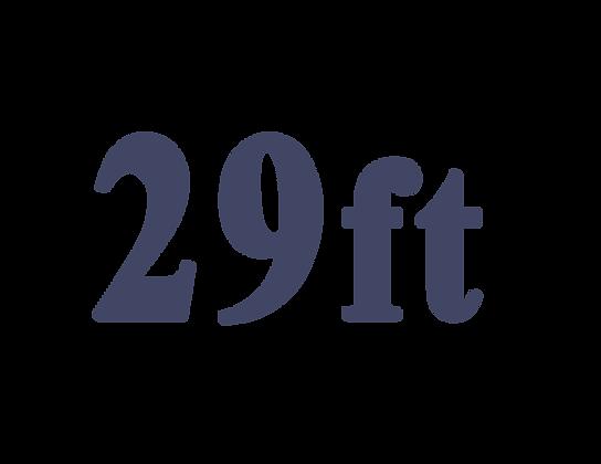 29' SHADE RV CANOPY SYSTEM