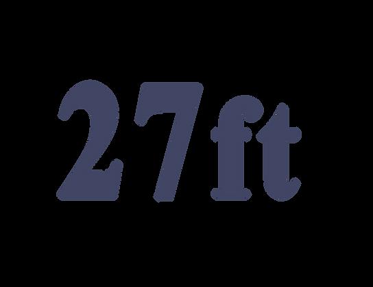 27' SHADE RV CANOPY SYSTEM