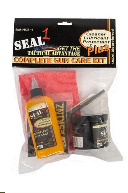 SEAL 1 Complete Gun Care Kit