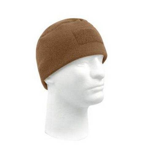 Fleece Beanie with Frogman Tactical Patch