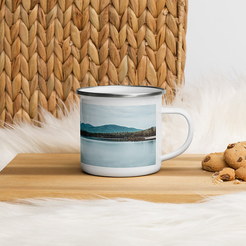 Reflect Enamel Mug