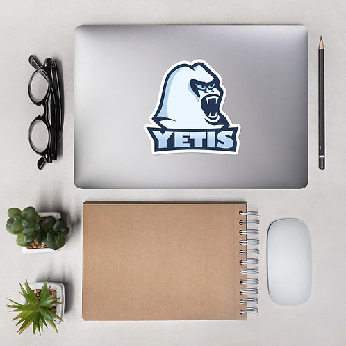 Yetis Sticker