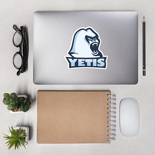 Yetis Sticker