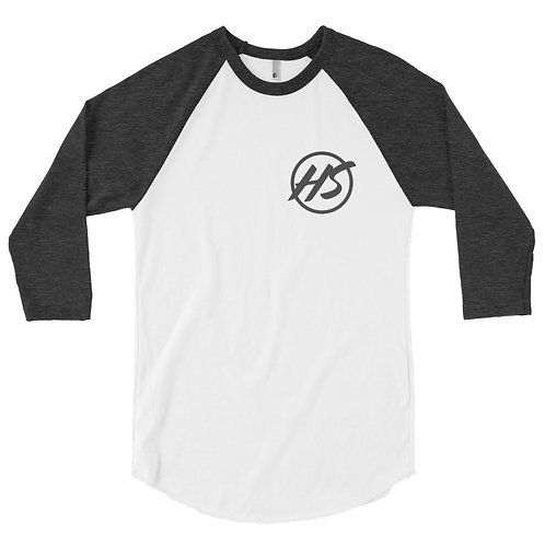HS 3/4 Sleeve Logo Shirt