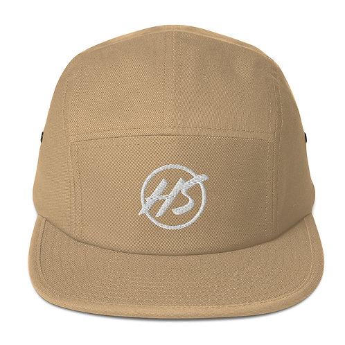 HS Logo Five Panel Cap