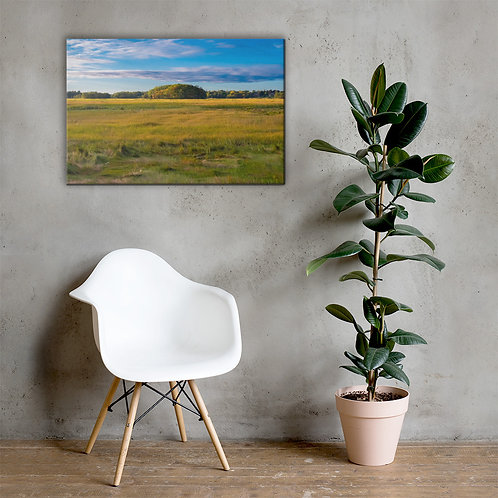 Marshland Canvas