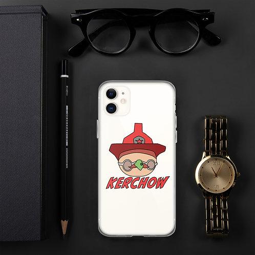 Kerchow iPhone Case