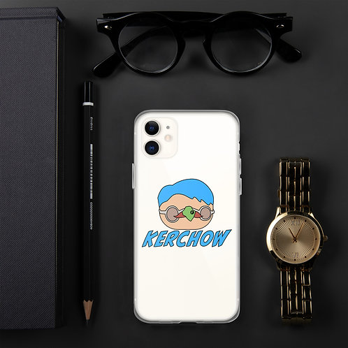 Blue Hair Kerchow iPhone Case