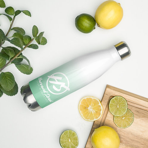 The Stay Hydrated Stainless Steel Water Bottle
