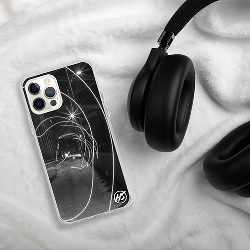 Waveform iPhone Case