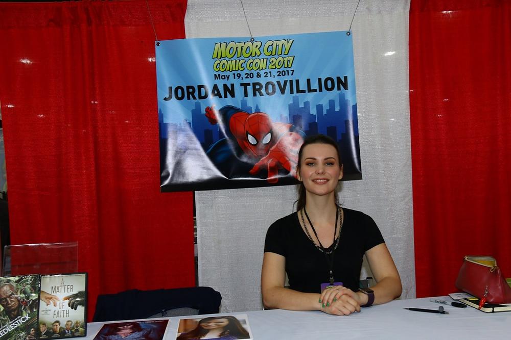 Me at Motor City Comic Con 2017