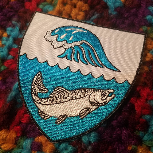 Water's Lodge Patch