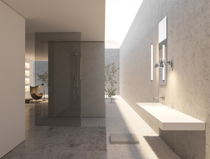 rendering interior design house jaen