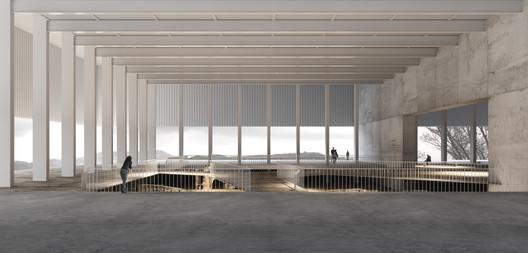 render 3d interior arquitectura