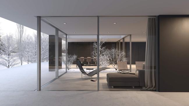 3d-Visualisierung für Haus