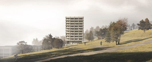 render 3d concurso arquitectura exterior ern heinzl