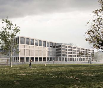 Counson Architectes 3d rendering competition