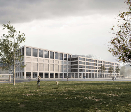 Counson Architectes 3d rendering competition
