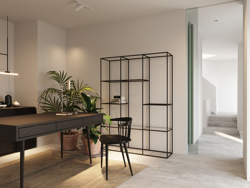 Diseño de Interiores para Farmacia