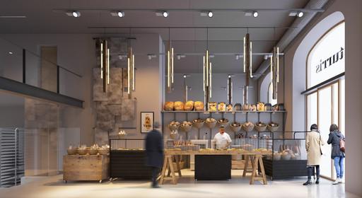 panadería imágenes 3d turris barcelona