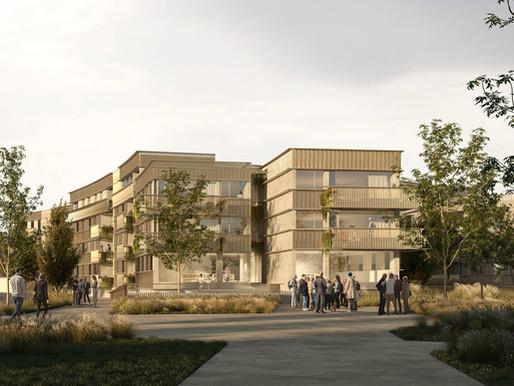 Renders 3D para Proyecto Residencial en Burdeos