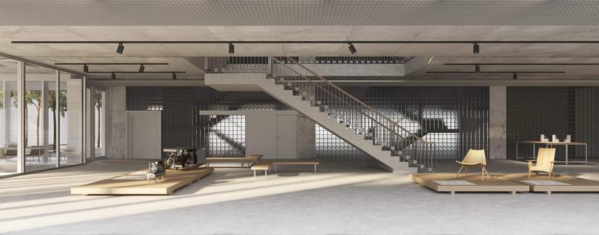 rendering competition exterior architecture jan kinsbergen architekten