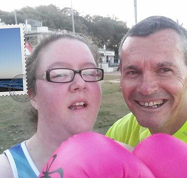 Ashleigh and I at Boxing PT.jpg