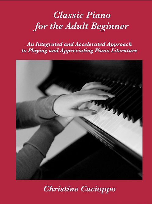 Classic Piano for the Adult Beginner