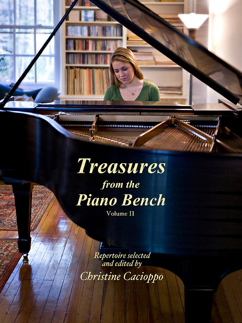 Treasures from the Piano Bench Vol II