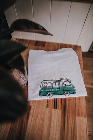 Build a van get a Tshirt