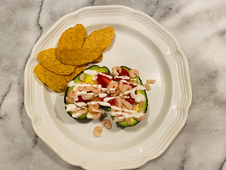 Healthy Snacks for Your Party in the New Year