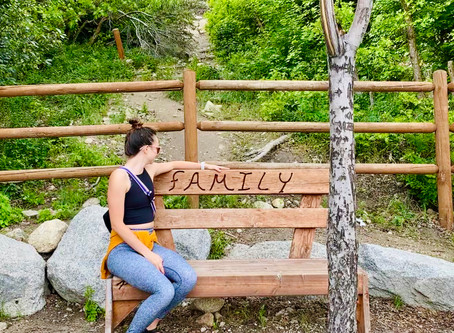 Planning a Camping Family Reunion