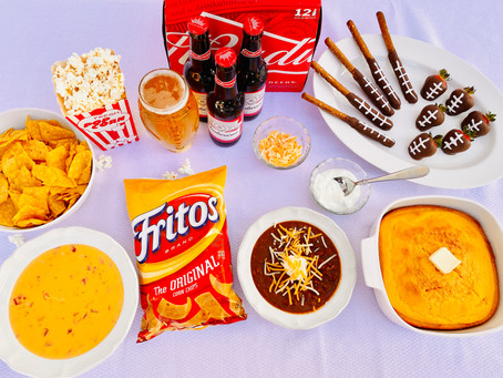 Easy Super Bowl Party Food