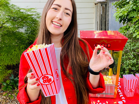 DIY Popcorn Bar for your Next Party