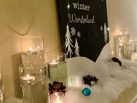 Winter Wonderland Party Decor