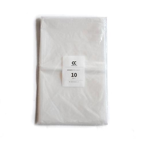 鼻腔検査用エアロゾルカバー 10枚入(ASB120)