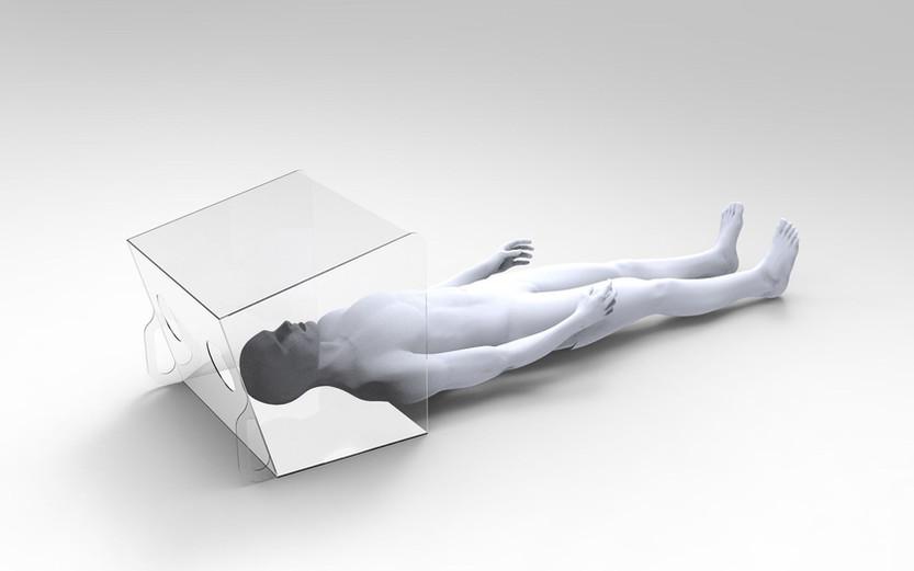 特注モデルのエアロゾルボックスにも対応可