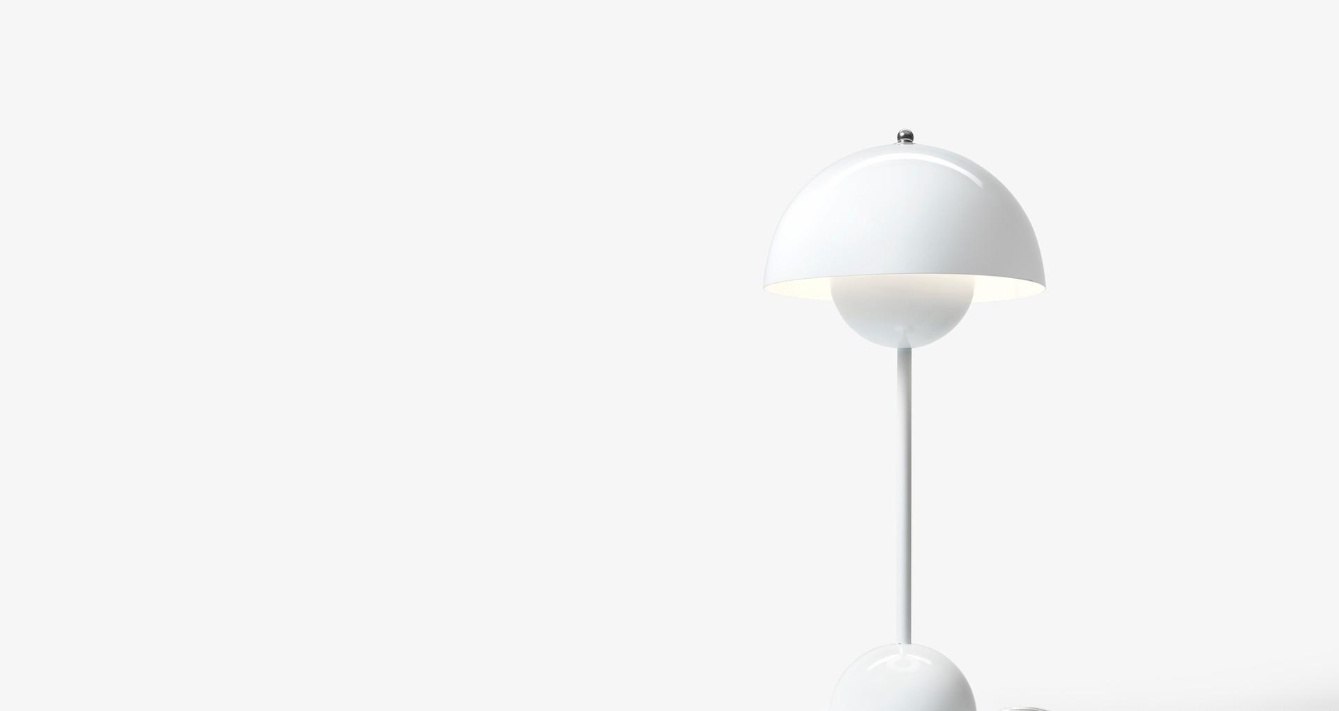 FLOWERPOT TABLE LAMP VP3