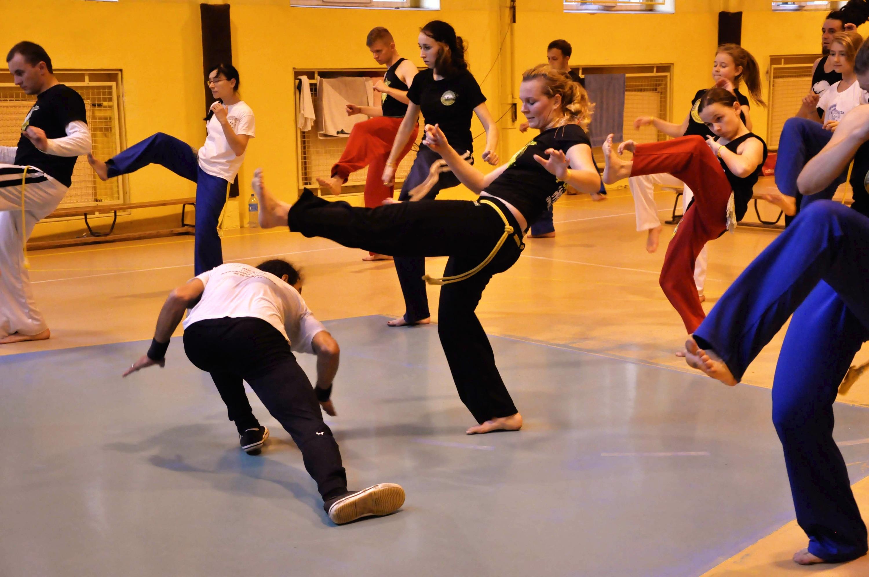 UNICAR Capoeira Katowice
