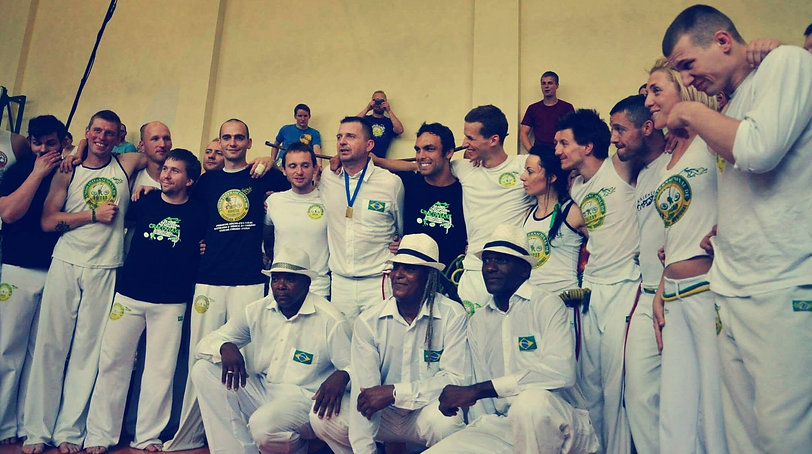 Capoeira Katowice Trenerzy