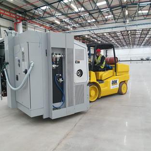 Machine Moving Forklift