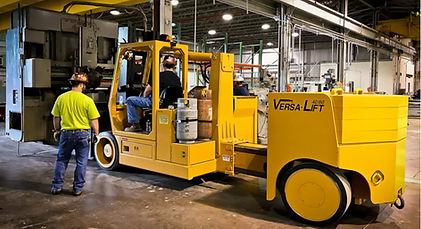 Versa Lift machine